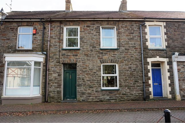 Thumbnail Terraced house for sale in St. Mary Street, Whitland
