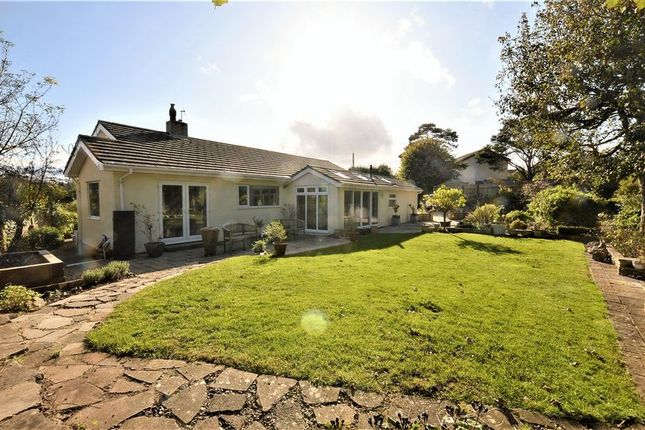 Thumbnail Bungalow for sale in Worlebury Hill Road, Worlebury, Weston-Super-Mare