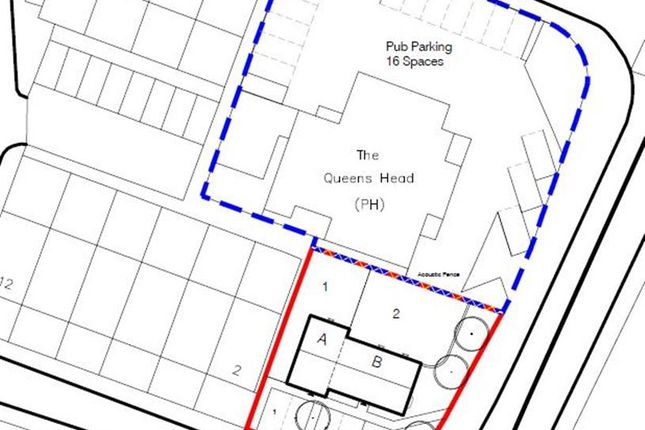 Thumbnail Land for sale in Church Street, Bloxwich, Walsall