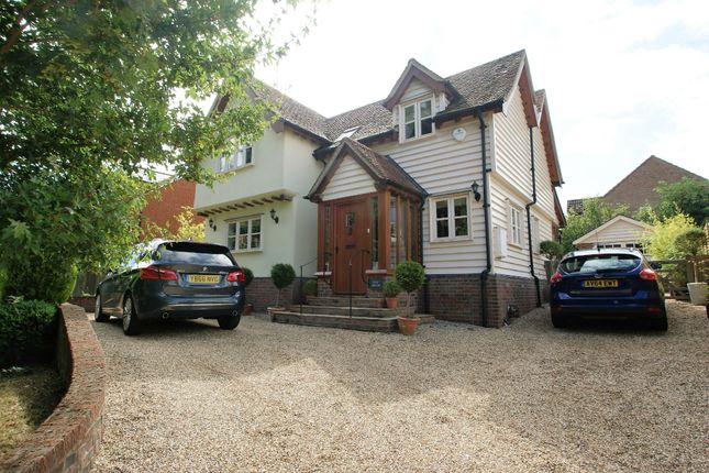 Thumbnail Detached house for sale in Dewes Green Road, Berden, Bishop's Stortford