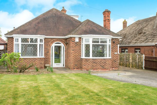 Thumbnail Detached bungalow for sale in Holmes Lane, Bilton, Hull