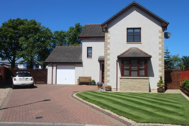 Thumbnail Property for sale in Mannachie Gardens, Forres