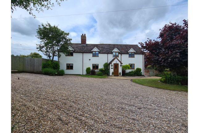 Thumbnail Detached house for sale in Whitacre Lane, Lichfield