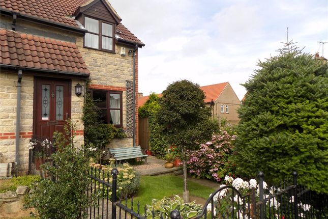 Thumbnail Semi-detached house for sale in Whitfield Gardens, Woodsetts, Nottinghamshire