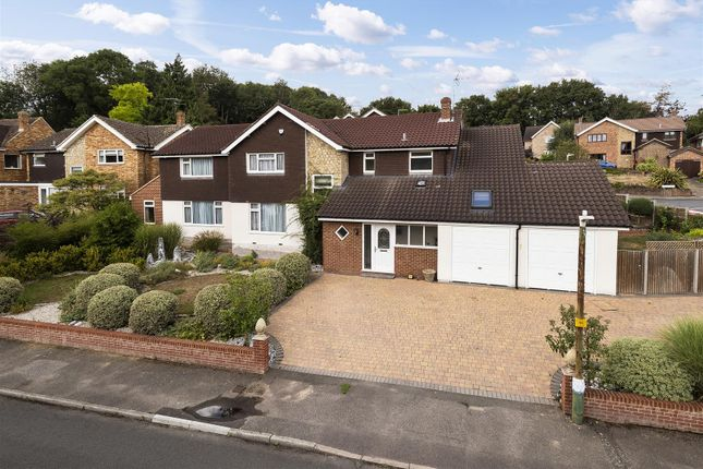 Thumbnail Detached house to rent in Trapham Road, Maidstone