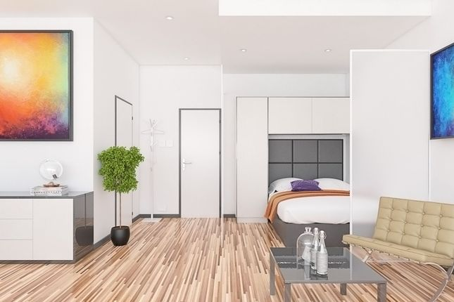 Thumbnail Flat for sale in Central Manchester Apartments, Talbot Road, Manchester