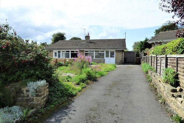 Thumbnail Semi-detached bungalow for sale in Ravenstone, Meadowcroft, Gargrave