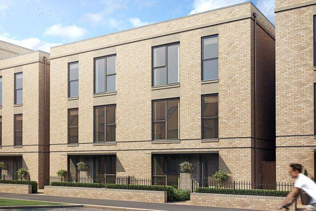 "Thumbnail Semi-detached house for sale in ""Casa"" at Hauxton Road, Trumpington, Cambridge"