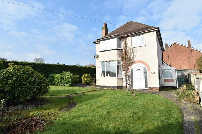 Thumbnail Detached house for sale in Highfield Road, Bromsgrove
