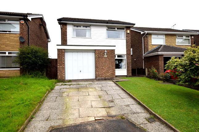 Thumbnail Detached house for sale in Barnfield Drive, Westhoughton