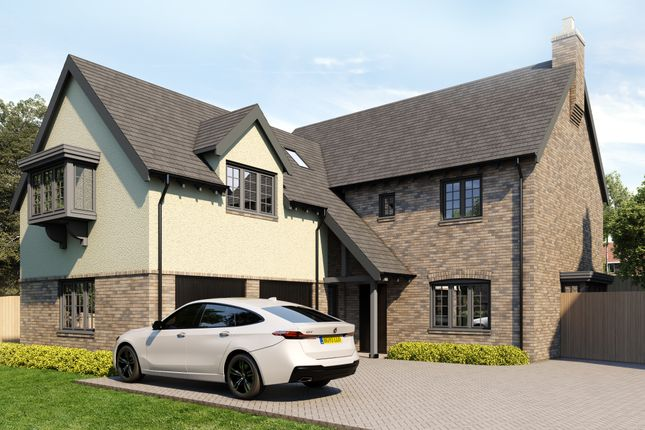 5 bed detached house for sale in The Wightwick, Main Street, Thorpe Rise, Oakthorpe DE12