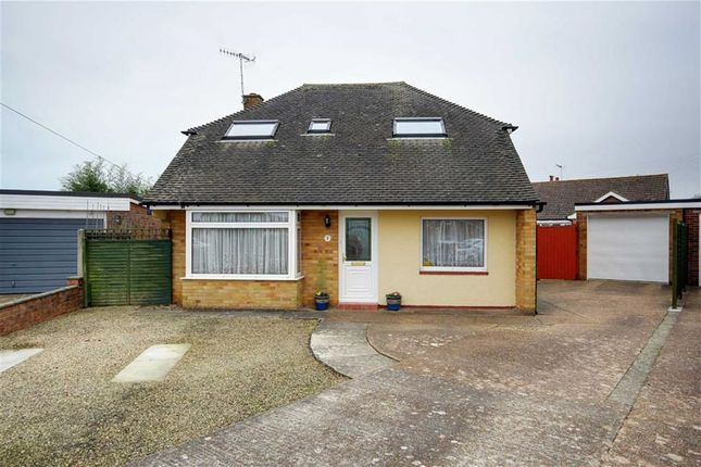 Thumbnail Detached house for sale in Keswick Close, Goring-By-Sea, West Sussex