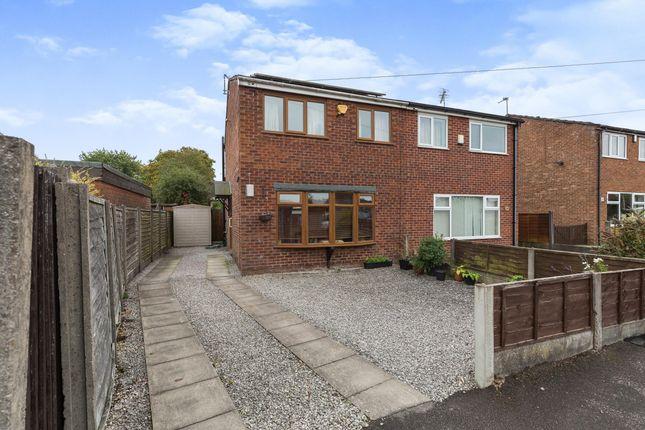 2 bed semi-detached house for sale in Albrighton Road, Lostock Hall, Preston, Lancashire PR5