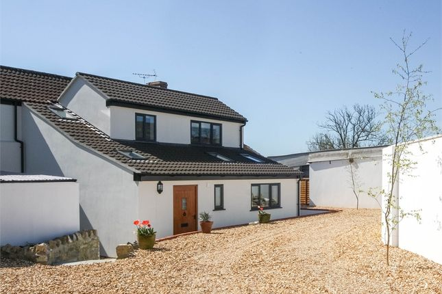 Thumbnail Semi-detached house for sale in The Dairy, Walls Lane, Crickham, Wedmore, Somerset