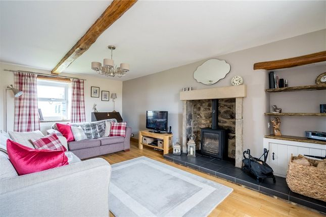 Sitting Room of Whiterow Cottages, Greenhow Hill, Harrogate, North Yorkshire HG3