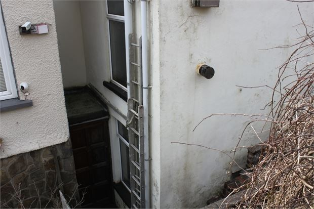 Thumbnail Terraced house for sale in Rhys Street, Trealaw, Tonypandy, Rhondda Cynon Taff.