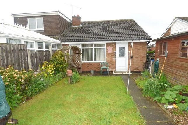 Thumbnail Semi-detached bungalow to rent in Cranfield Close, Armthorpe, Doncaster