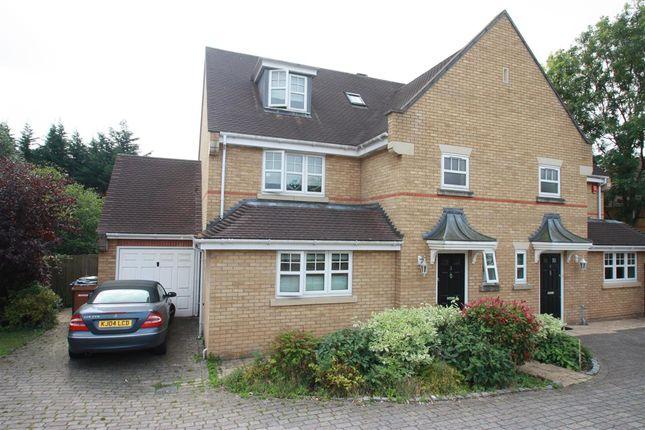 Thumbnail Semi-detached house for sale in Lorraine Park, Harrow Weald, Harrow