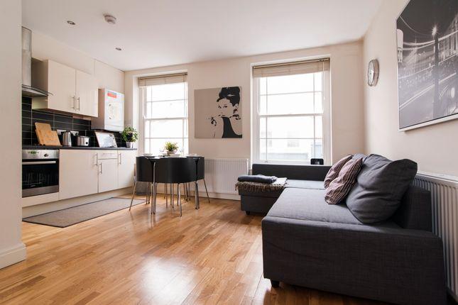 Thumbnail Flat to rent in Penton Street, London