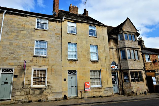 Thumbnail Town house to rent in St. Leonards Street, Stamford