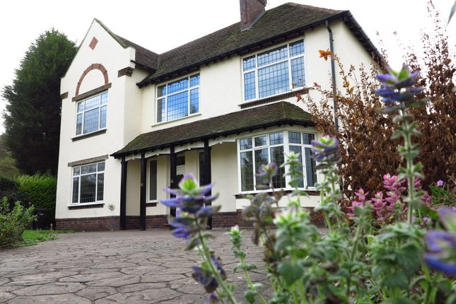Thumbnail Detached house to rent in Codsall Road, Codsall, Wolverhampton