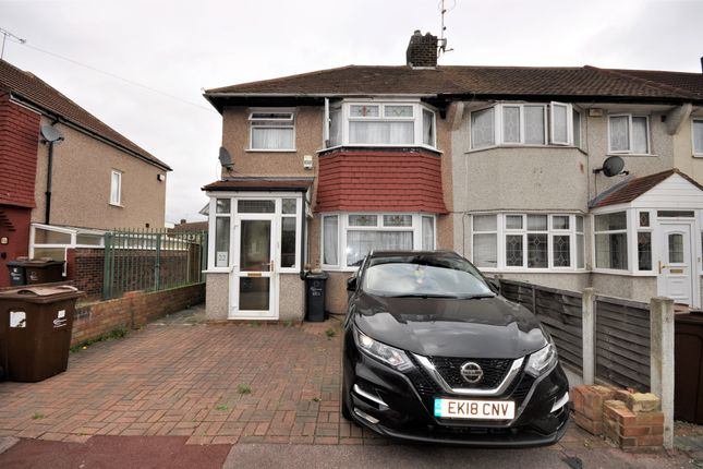 Thumbnail End terrace house for sale in Marston Avenue, Dagenham
