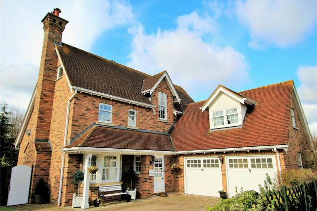 Thumbnail Detached house for sale in Petworth Close, Great Notley, Braintree, Essex