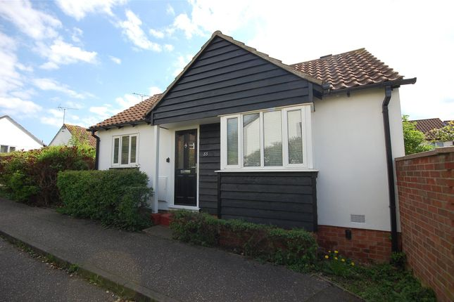 Thumbnail Bungalow for sale in Keats Square, South Woodham Ferrers, Essex