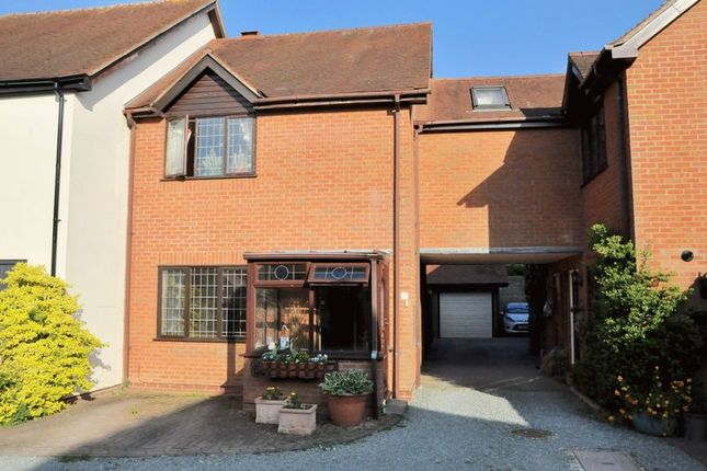 Thumbnail Terraced house for sale in Whitford Close, Bretforton, Evesham