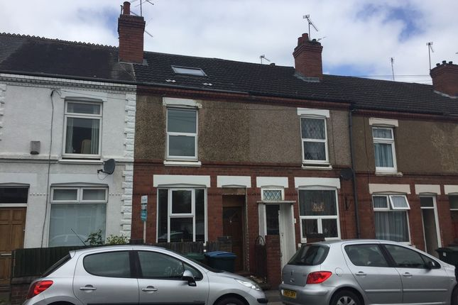 Thumbnail Terraced house to rent in Ribble Road, Coventry