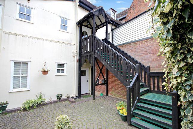 Thumbnail Flat for sale in Athenaeum Lane, Bury St. Edmunds