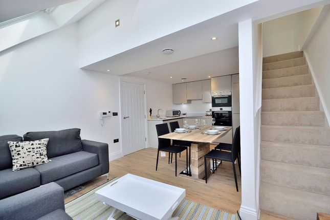 Thumbnail Flat to rent in Apt 8, Manchester
