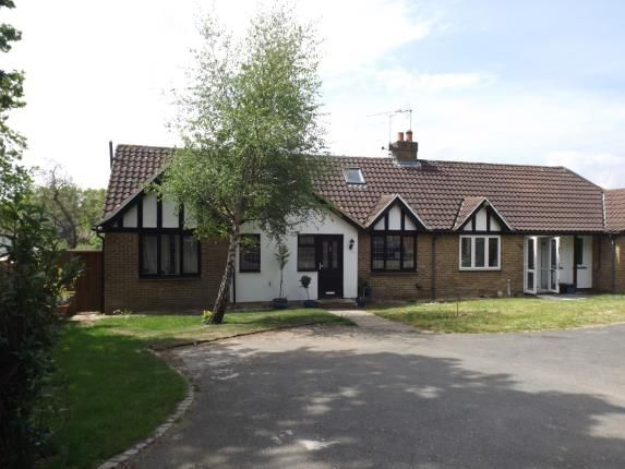 Thumbnail Bungalow for sale in Whitehall Road, Woodford Green