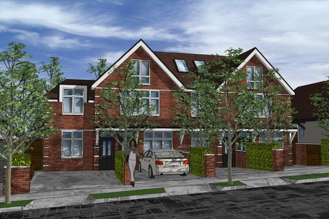 Thumbnail Land for sale in Florence Avenue, Morden, Surrey