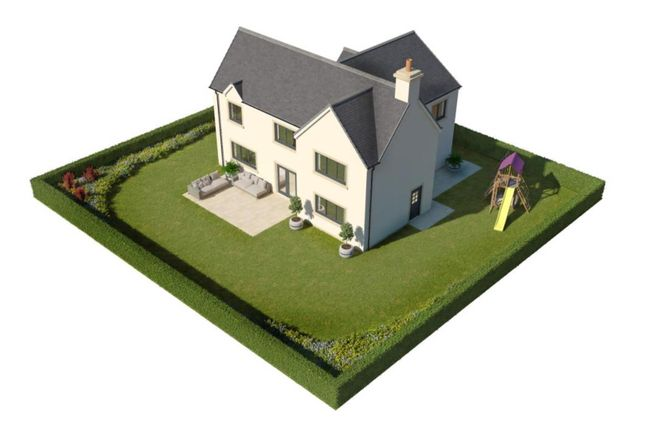 Thumbnail Detached house for sale in Plot 5, Abbotsford Terrace, Galashiels