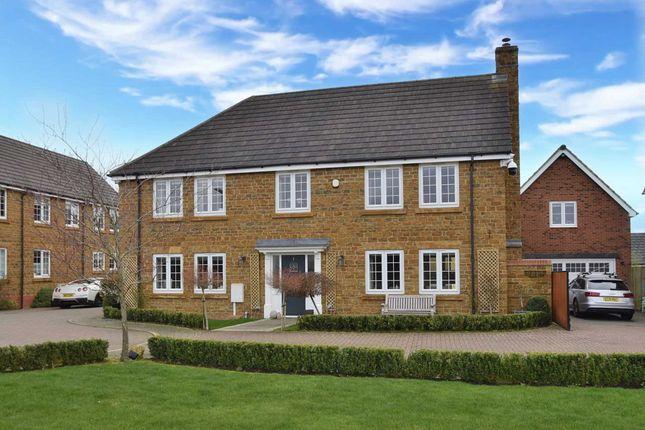 Thumbnail Detached house for sale in Gomez Close, Oxley Park, Milton Keynes