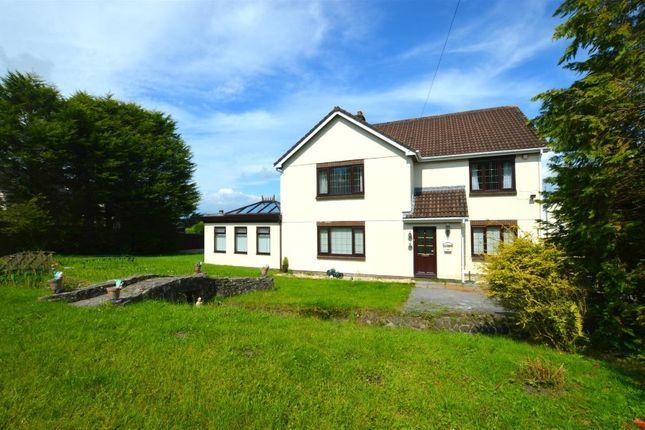 Thumbnail Detached house for sale in Meadows Edge, Heol Y Foel, Foelgastell, Llanelli, Carmarthenshire