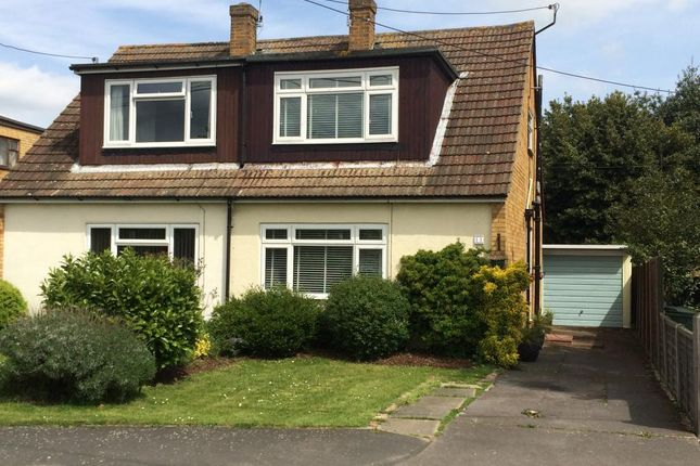 Thumbnail Semi-detached house to rent in Hall Road, Great Totham, Maldon