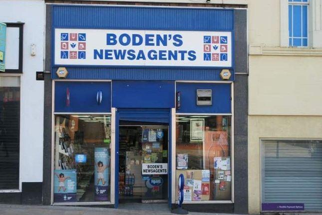 Thumbnail Retail premises for sale in Stafford Street, Hanley, Stoke-On-Trent