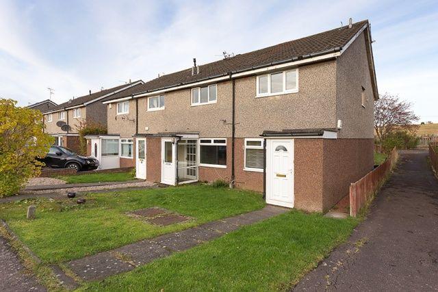 Thumbnail End terrace house for sale in Baberton Mains Park, Baberton, Edinburgh