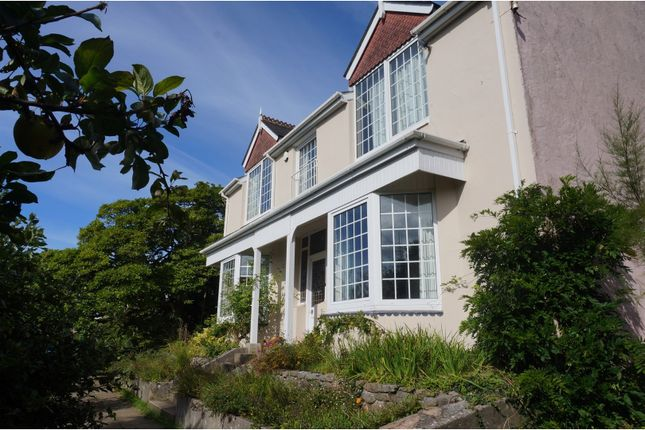 Thumbnail Detached House For Sale In Park Road Plymouth