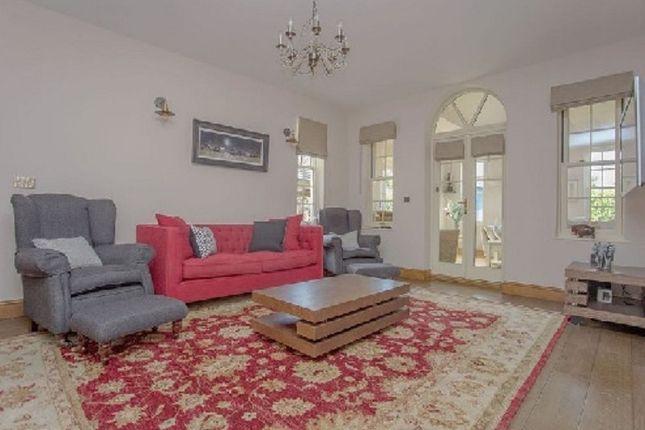 Sitting Room of Crawford House, Thorpe Road, Peterborough, Cambridgeshire. PE3