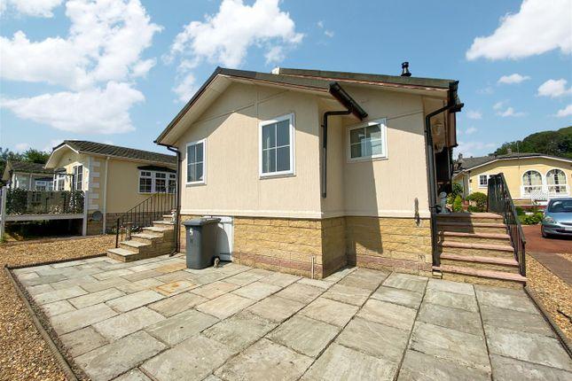 Thumbnail Mobile/park home for sale in Lune View Park, Station Road, Halton, Lancaster