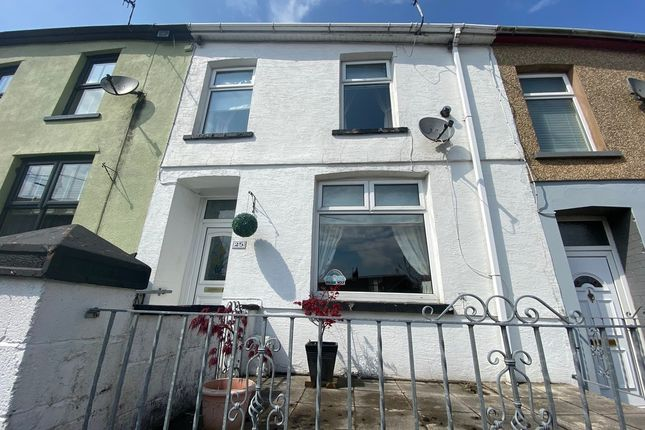 3 bed terraced house for sale in Pleasant View Porth -, Porth CF39
