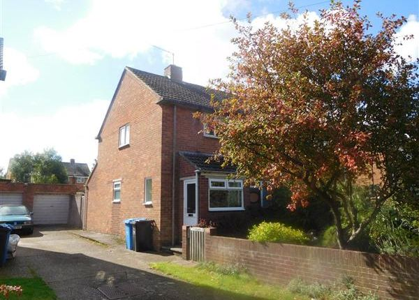 2 bed semi-detached house for sale in Keysworth Road, Hamworthy, Poole