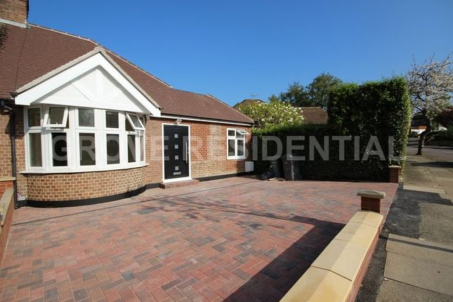Thumbnail Semi-detached house for sale in Elmgate Gardens, Edgware