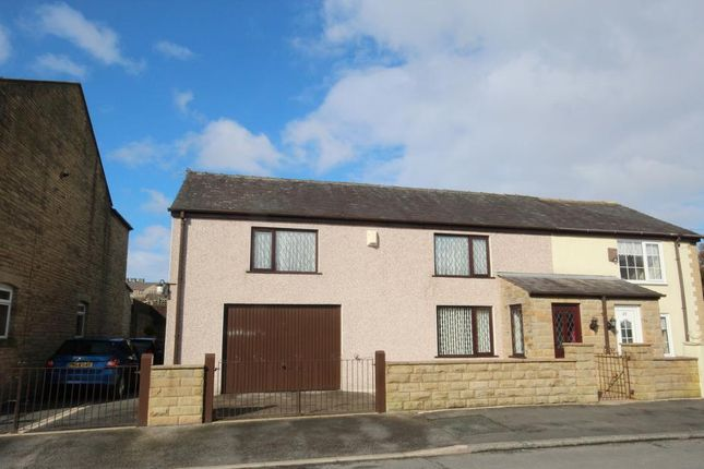 Thumbnail Semi-detached house for sale in Pendle Street, Barrowford, Lancashire