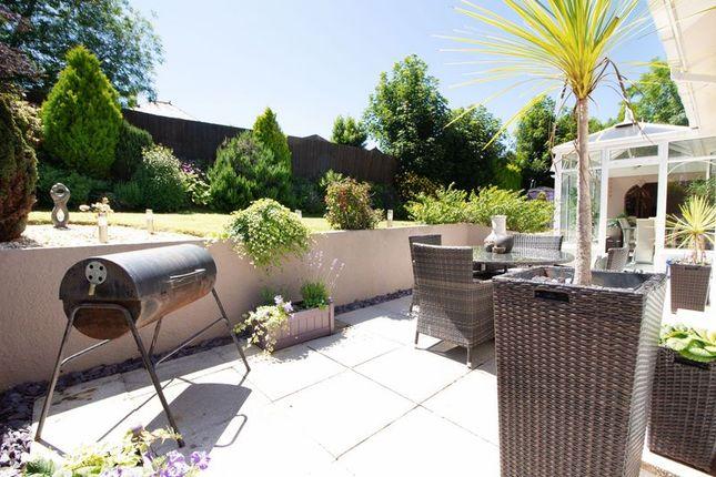 Rear Garden of Durleigh Road, Brixham TQ5