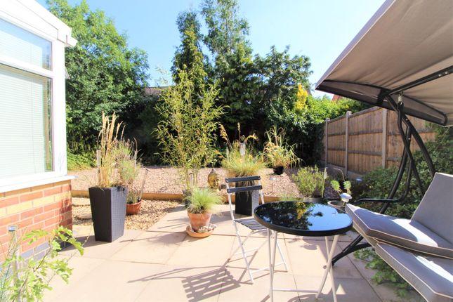 Garden of Angelica Court, Bingham NG13