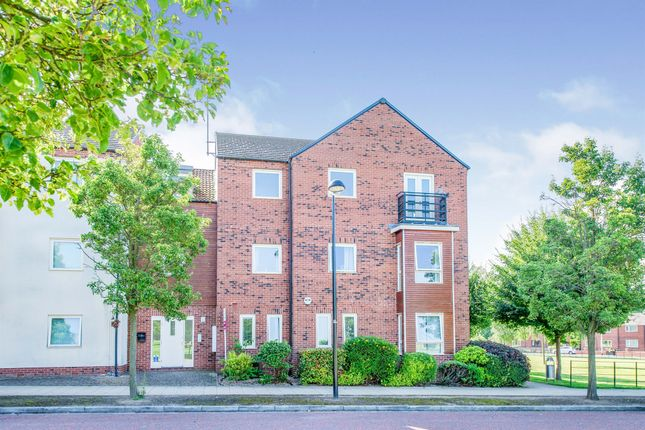 2 bed flat for sale in Davy Road, Allerton Bywater, Castleford WF10